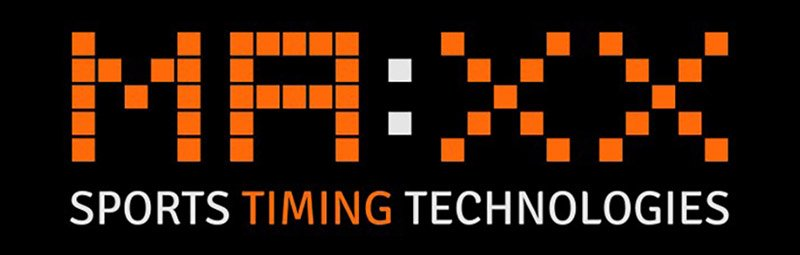 MAXX Sports Timing Technologies Logo